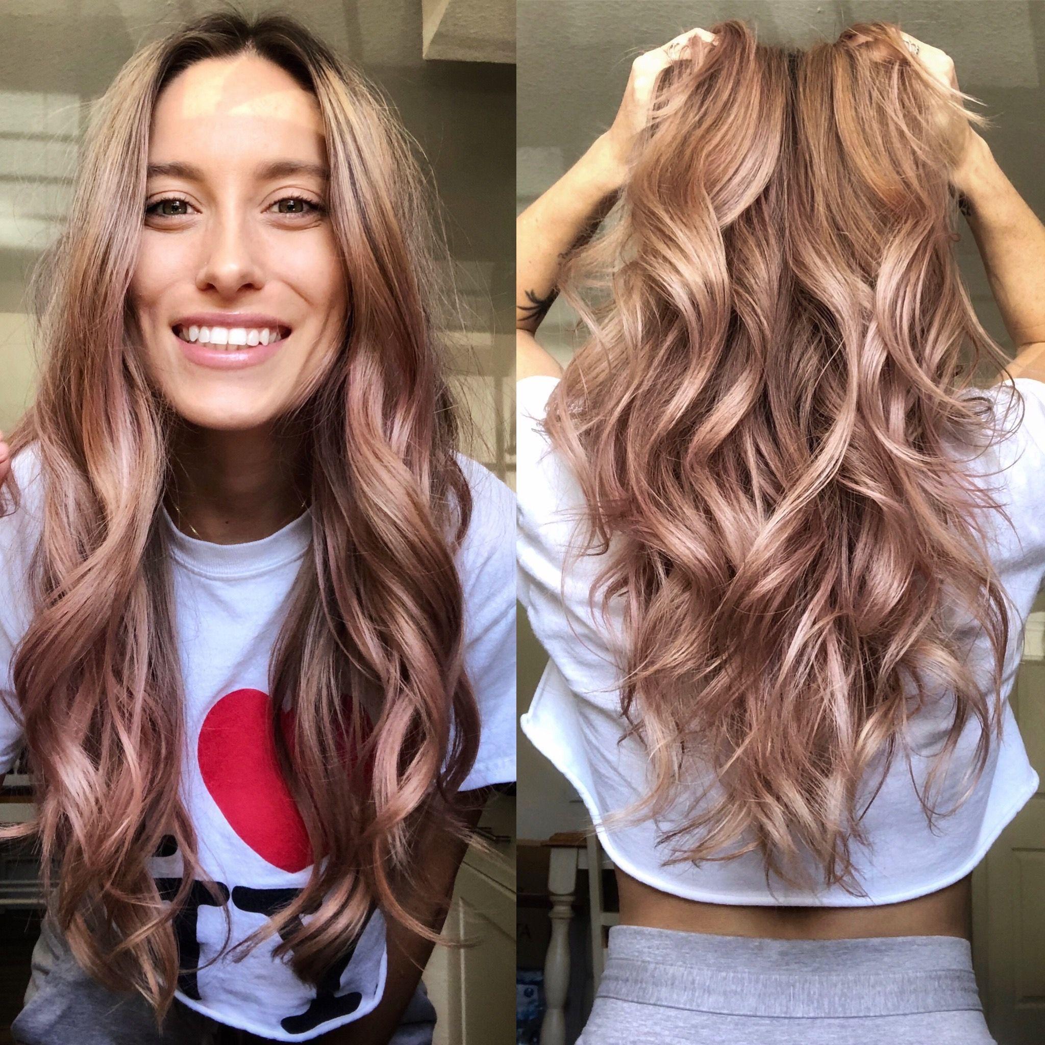 Keracolor Color Clenditioner Ulta Beauty Rose Gold Hair Dye Long Hair Styles Human Braiding Hair