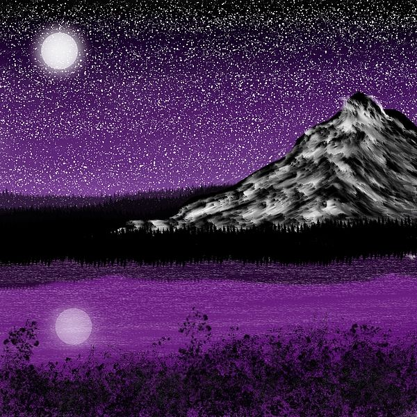 Starlight Mountain by Skyler Jackson