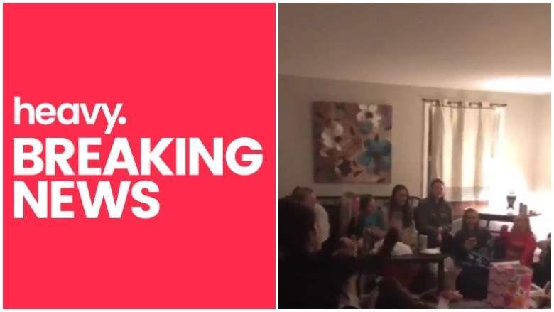 St John Fisher College Cheerleaders Suspended Over N-Word Snapchat