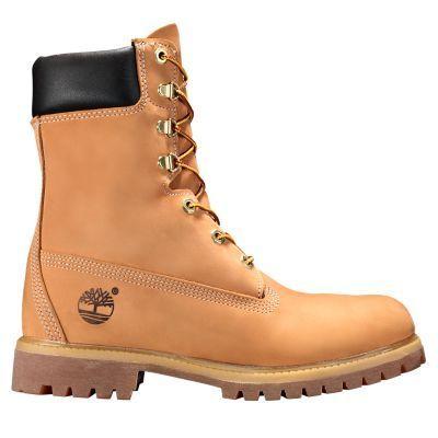 Men's 8-Inch Premium Waterproof Boots