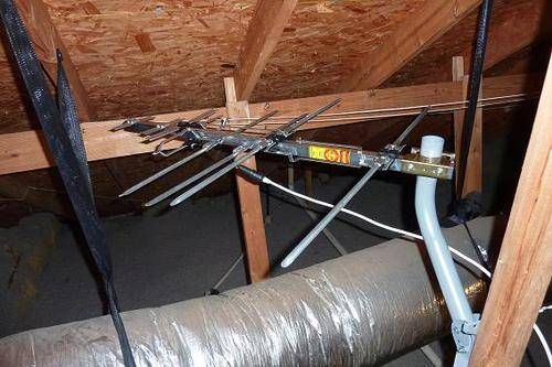 Cancel Satellite Tv And Turn Your Existing Dish Into An Hdtv Antenna Hdtv Antenna Diy Tv Antenna Satellite Tv