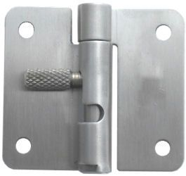 1 3 4 Stainless Steel Quick Release Hinge Door Handles Hardware Hinges