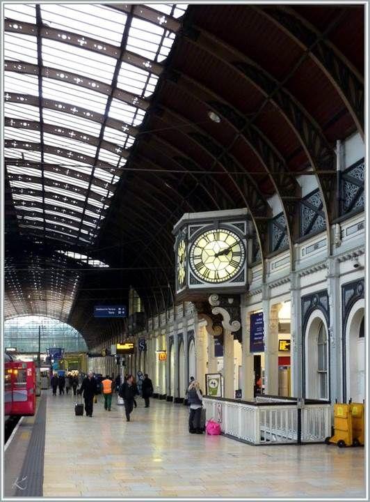 Paddington Station- Londres