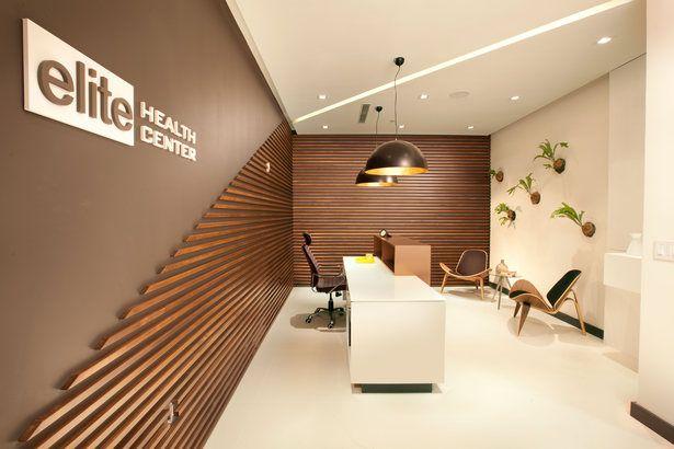 Miami Modern Scandinavian Medical Office Dkor Interiors Inc Archinect Office Interior Design Inspirational Office Decor Modern Reception Desk Design