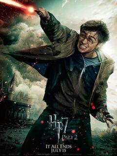 Harry Potter A Potter Virgin And Veteran Discuss Deathly Hallows Part 2 Harry Potter Characters Harry Potter Poster Harry Potter Spells