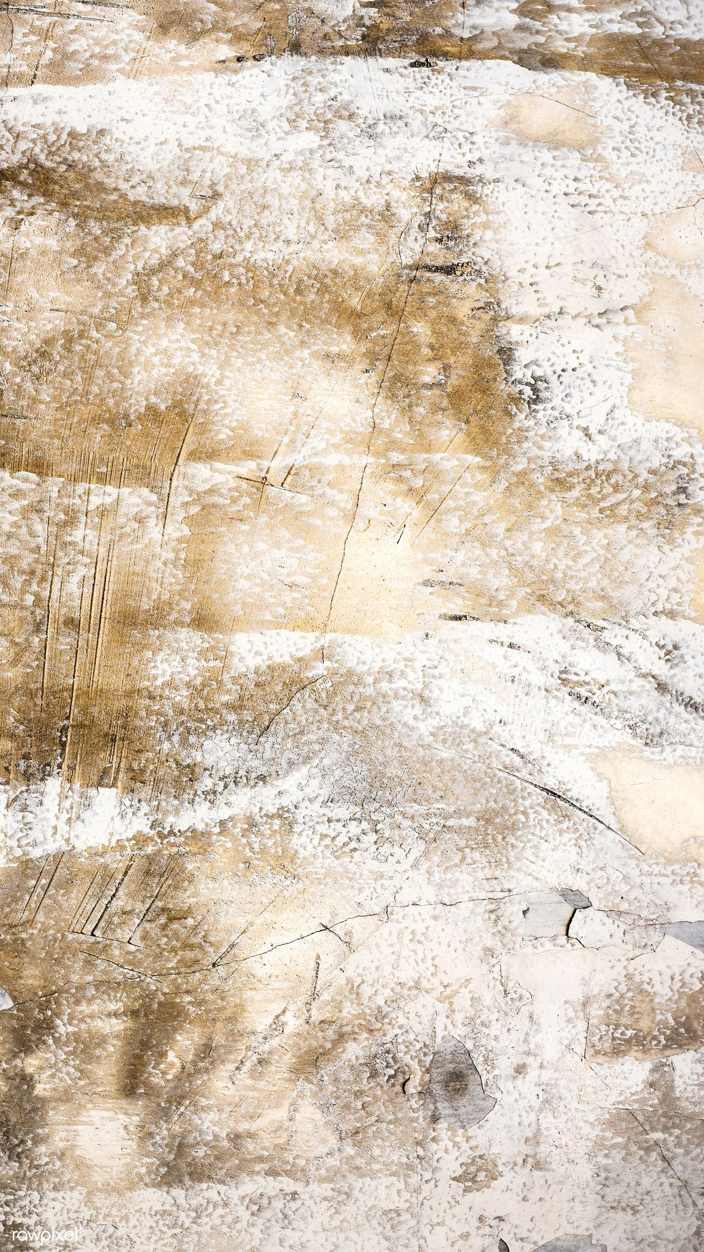 Cracked Rustic Brown Concrete Mobile Phone Wallpaper Premium Image By Rawpixel Com Kenbaolocpro Rustic Wallpaper Rustic Background Textured Wallpaper