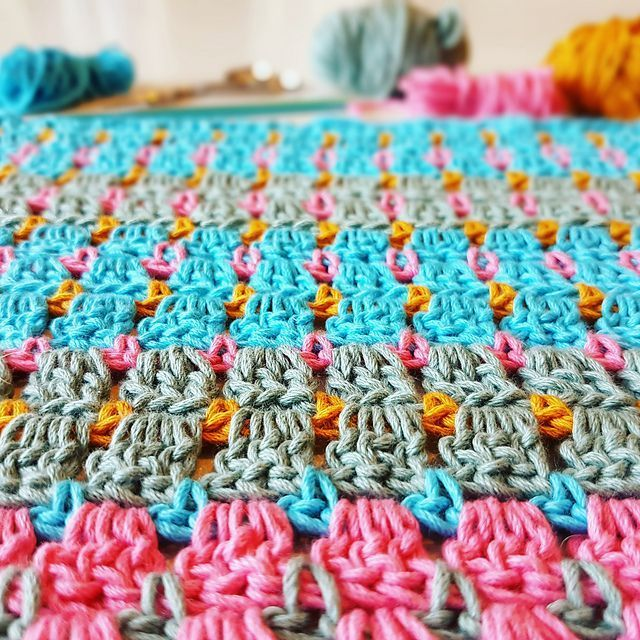 15 Adorable Crochet Baby Blanket Patterns | Patrones libres de ...