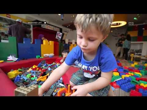 Bricks 4 Kidz - Weekend List - YouTube