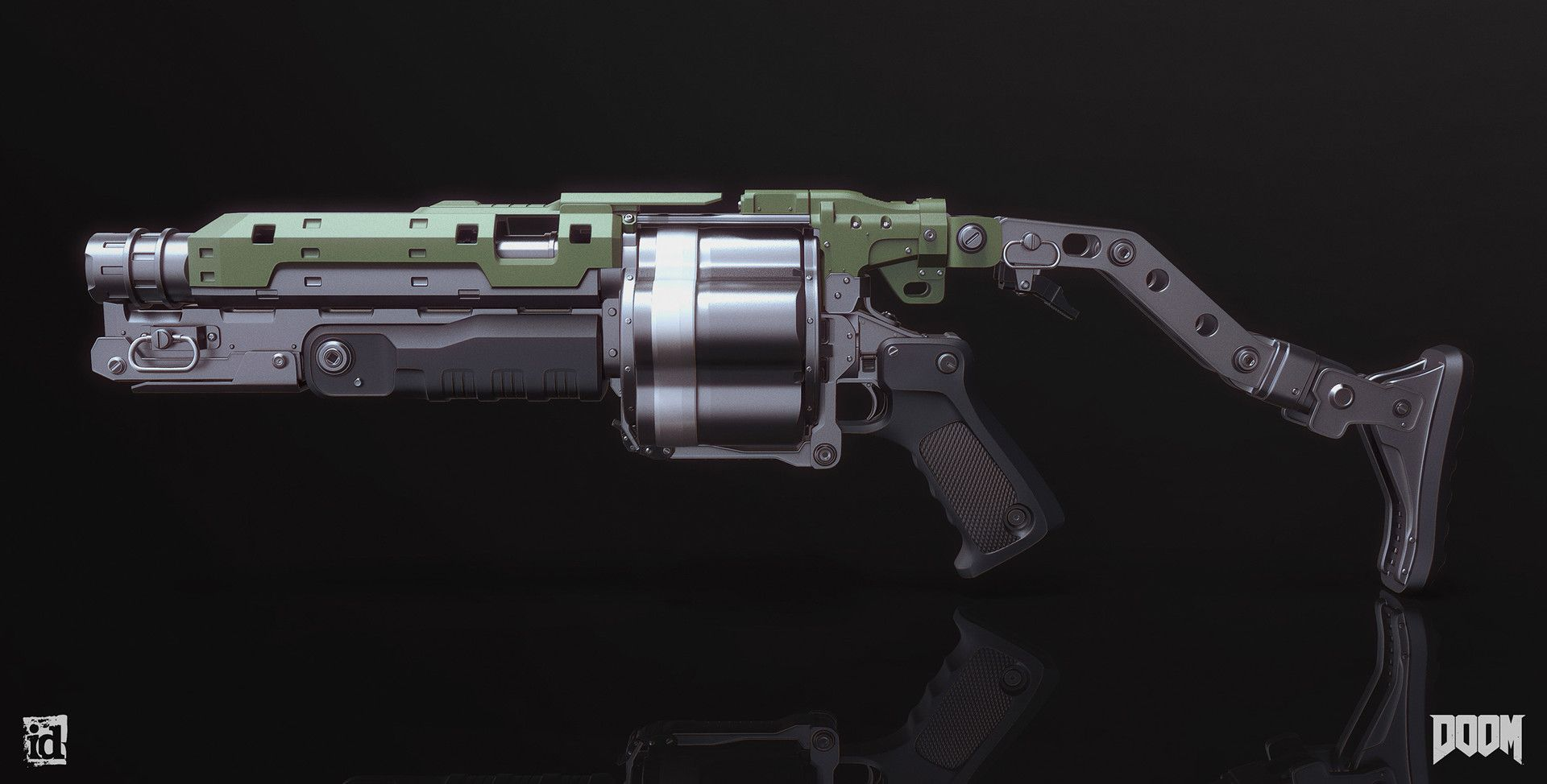 Pin by Kimry on Concept art | Concept weapons, Weapons guns