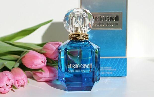 Roberto Cavalli Paradiso Azzurro Profumo Del Giorno Kate On Beauty Profumo Roberto Cavalli Cavalli