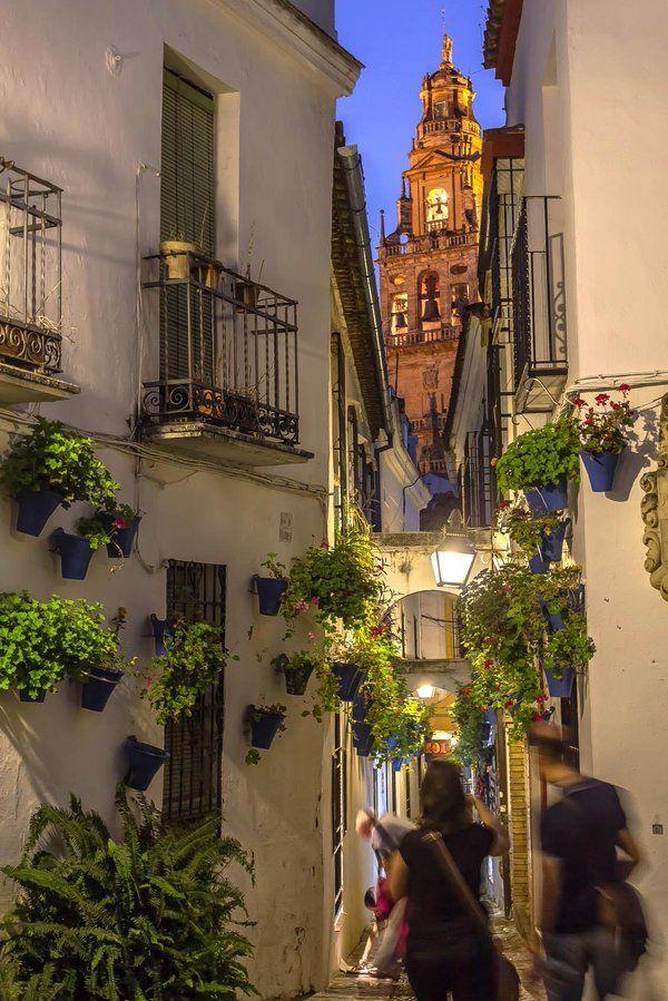Cordoba Sevilla España Lugares De España Paisajes De España