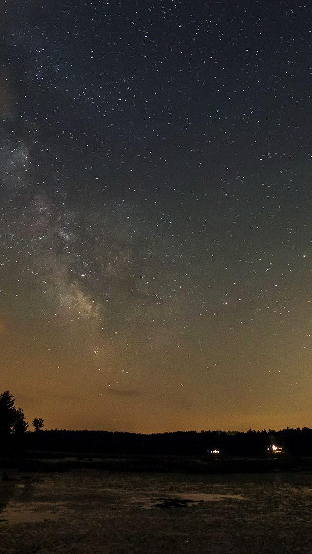 nk51 night sky star starry romantic screensaver pinterest