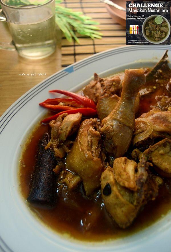 Resep Ayam Semur Jawa : resep, semur, Dapur, Comel, Selma:, Semur, Resep, Ayam,, Makanan,, Makanan