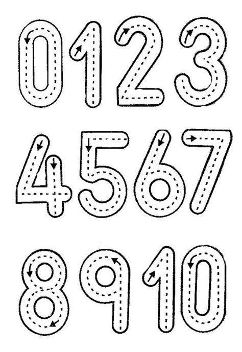 Figura Vocales - Imagui | Numbers Preschool, Presc