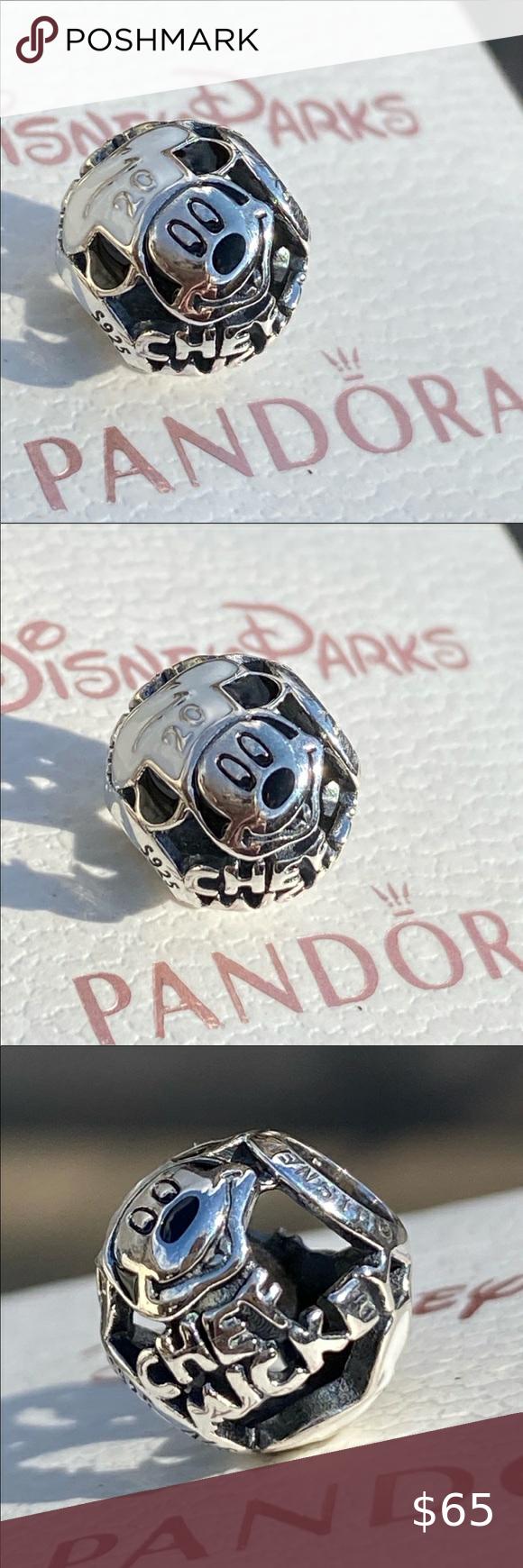 Pandora Disney Chef Mickey 20th Anniversary Charm Pandora Charms Disney Anniversary Charm Pandora Disney
