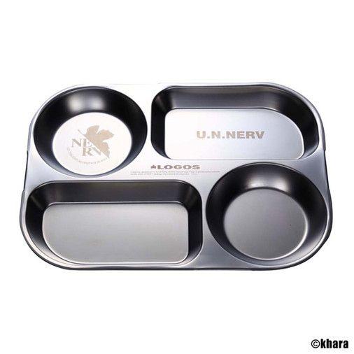 Evangelion Compartment Plate