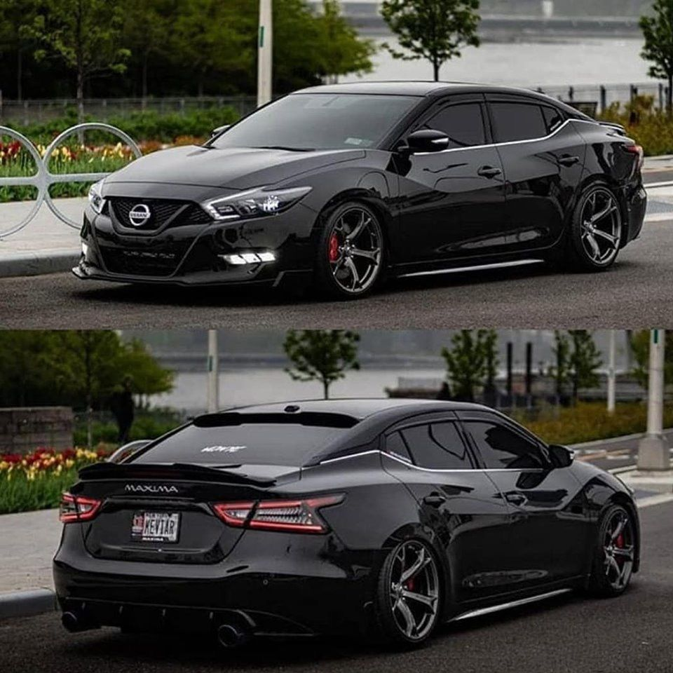 The New Nissan Maxima Sr With 300hp Its A Beauty Nissan Maxima New Nissan Maxima New Nissan