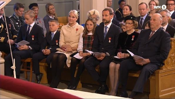 Celebrations of 25th anniversary of enthronement - Church Service