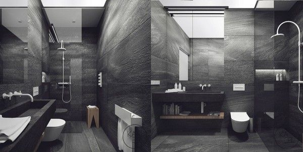 Apartments Remarkable Modern Apartment Design Small Bathroom