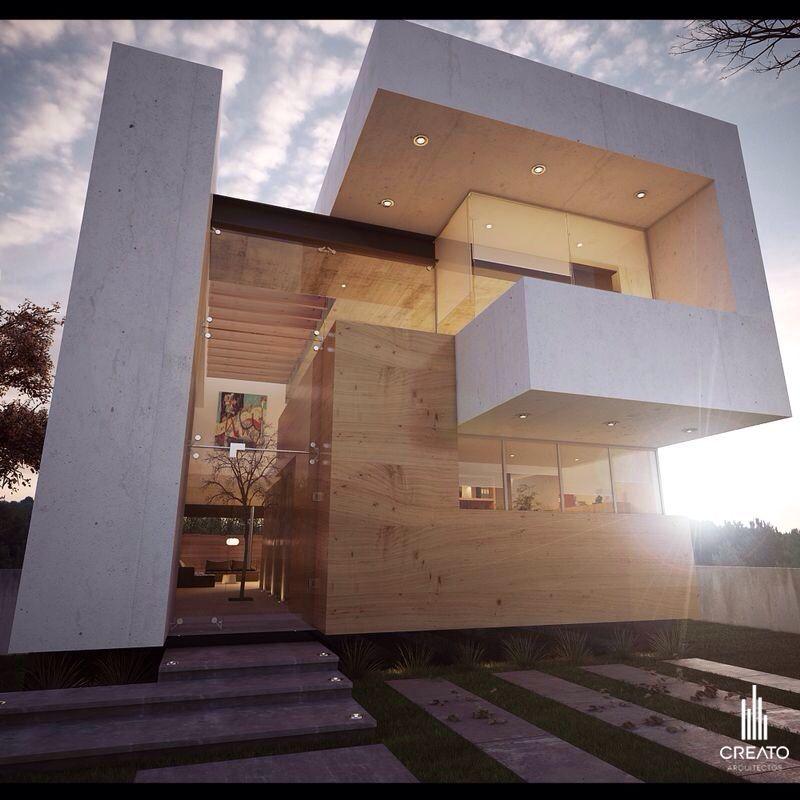 Moderne Hausentwürfe san martín tajo house creato arquitectos houses contemporary