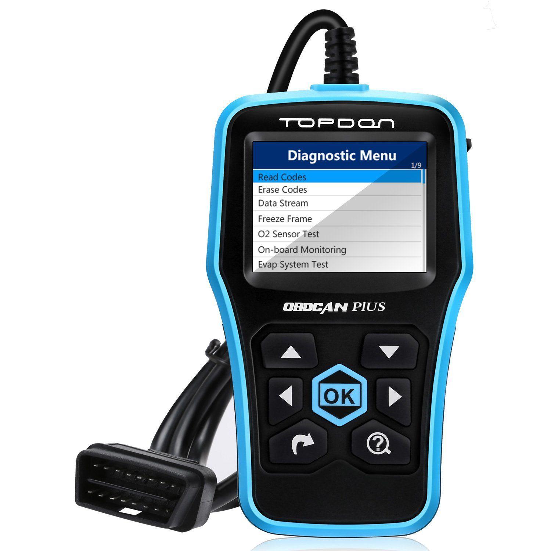 Topdon Car Code Reader #autorepair #DIY   Car Diagnosis Tool ...