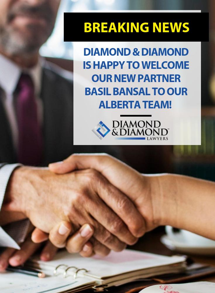 Diamond & Diamond is happy to our new partner
