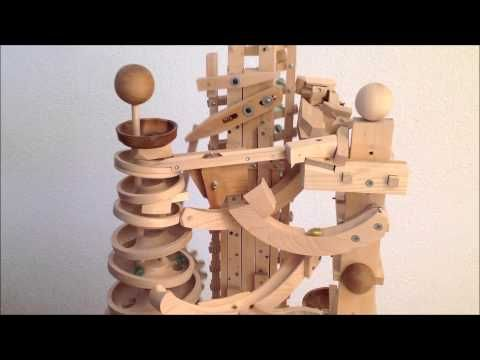 Seven Incredible Marble Machines By Paul Grundbacher