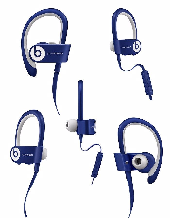 Beats Powerbeats2 Wireless藍牙無線運動耳機 藍 Pchome線上購物
