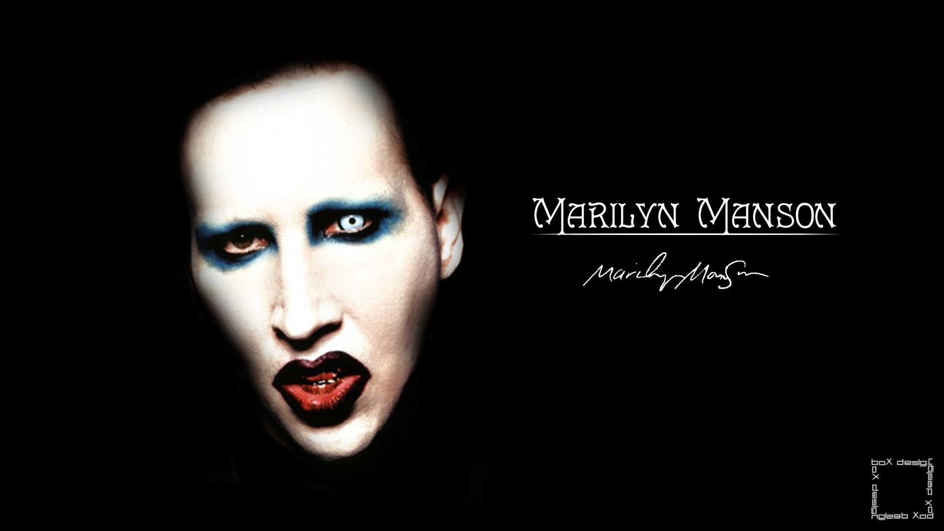 Marilyn Manson Wallpapers Hd Wallpapers Inn Marilyn Manson Manson