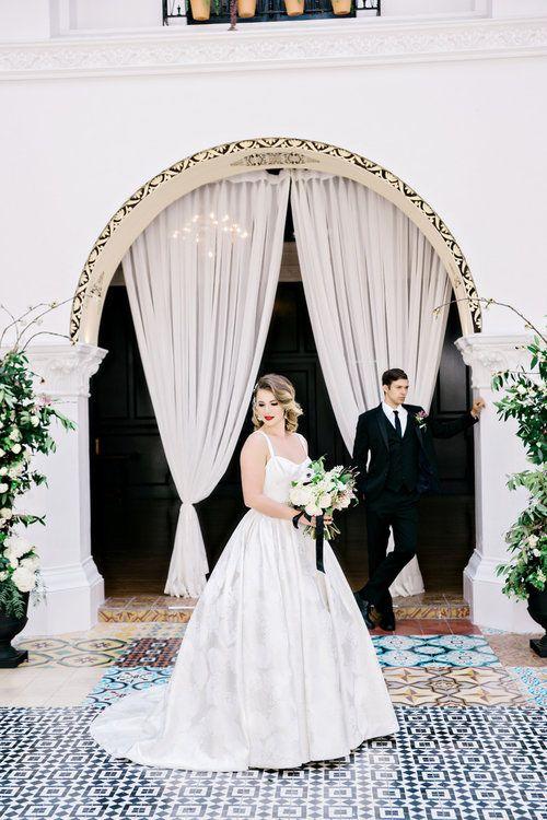 Ebell Of Long Beach Wedding Southern California Planner