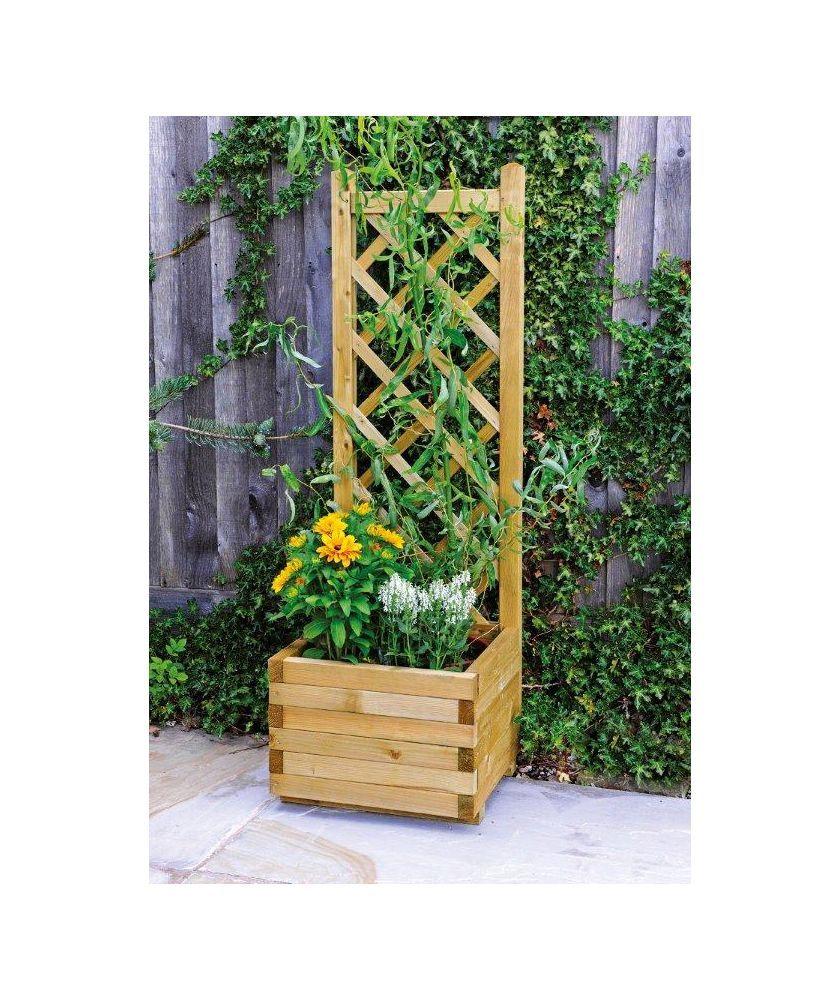 Buy Grange Fencing Bella Rosa Planter At Argos Co Uk Your Online Shop For Planters Container Garden Design Indoor Gardening Supplies Planter Trellis