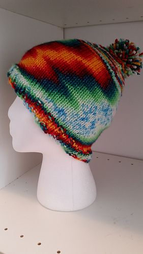 642bba1e3e3 ... official store perfectly pooled hat pattern free on ravelry 01d23 9b9e8