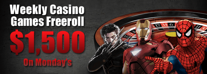 Casino Games With $1500 Free