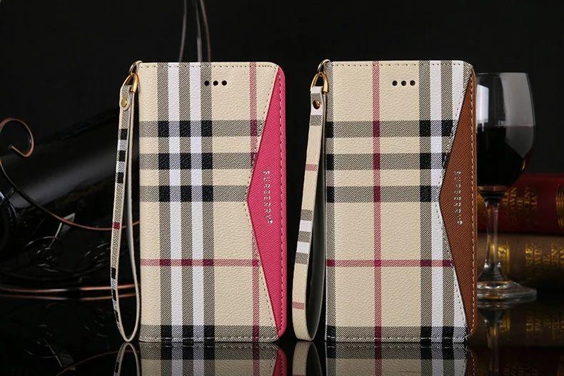 572cfa8c4f ブランド バーバリー iphone x ケース 手帳型 Burberry アイフォン 8/8プラス カバー ストラップ付き