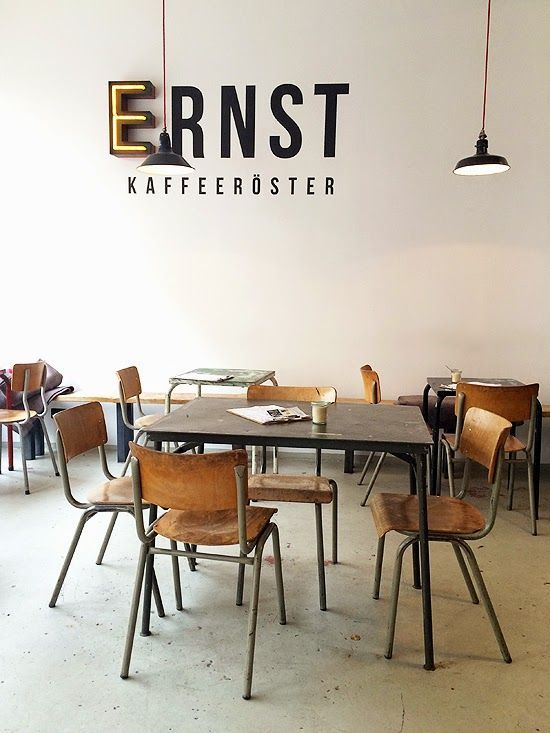 23qm stil wohnen leben bloggen k ln die kaffeer sterei ernst restaurant caf. Black Bedroom Furniture Sets. Home Design Ideas
