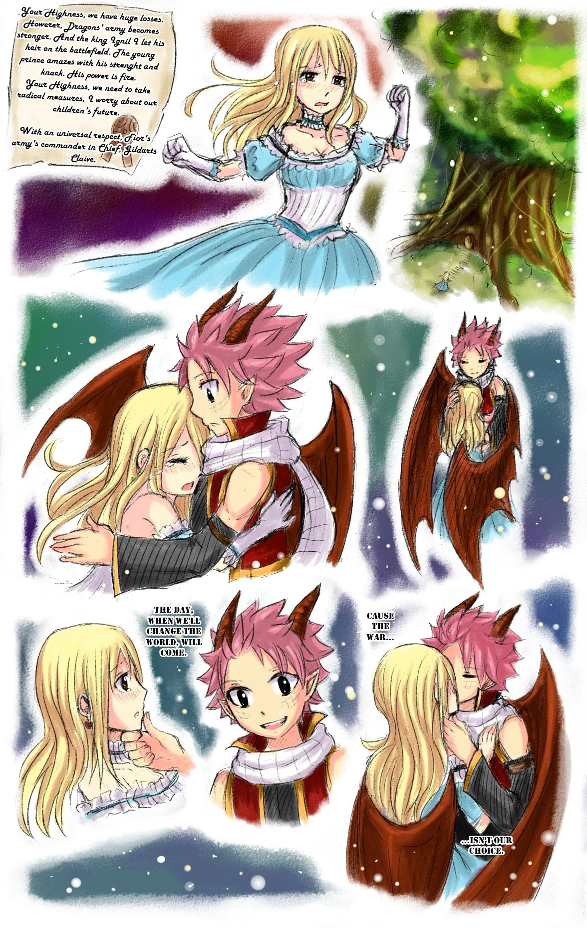 Nalu Leonstar Nalu Fairy Tail Fairy Tail Comics Fairy Tail Love