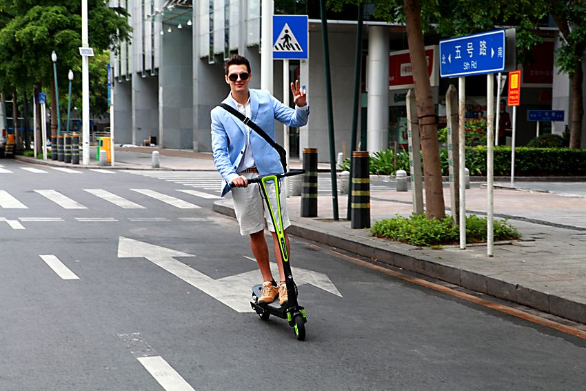 inmotion l6 scooter E-Scooters L8, L8F, L6 Pinterest Scooters