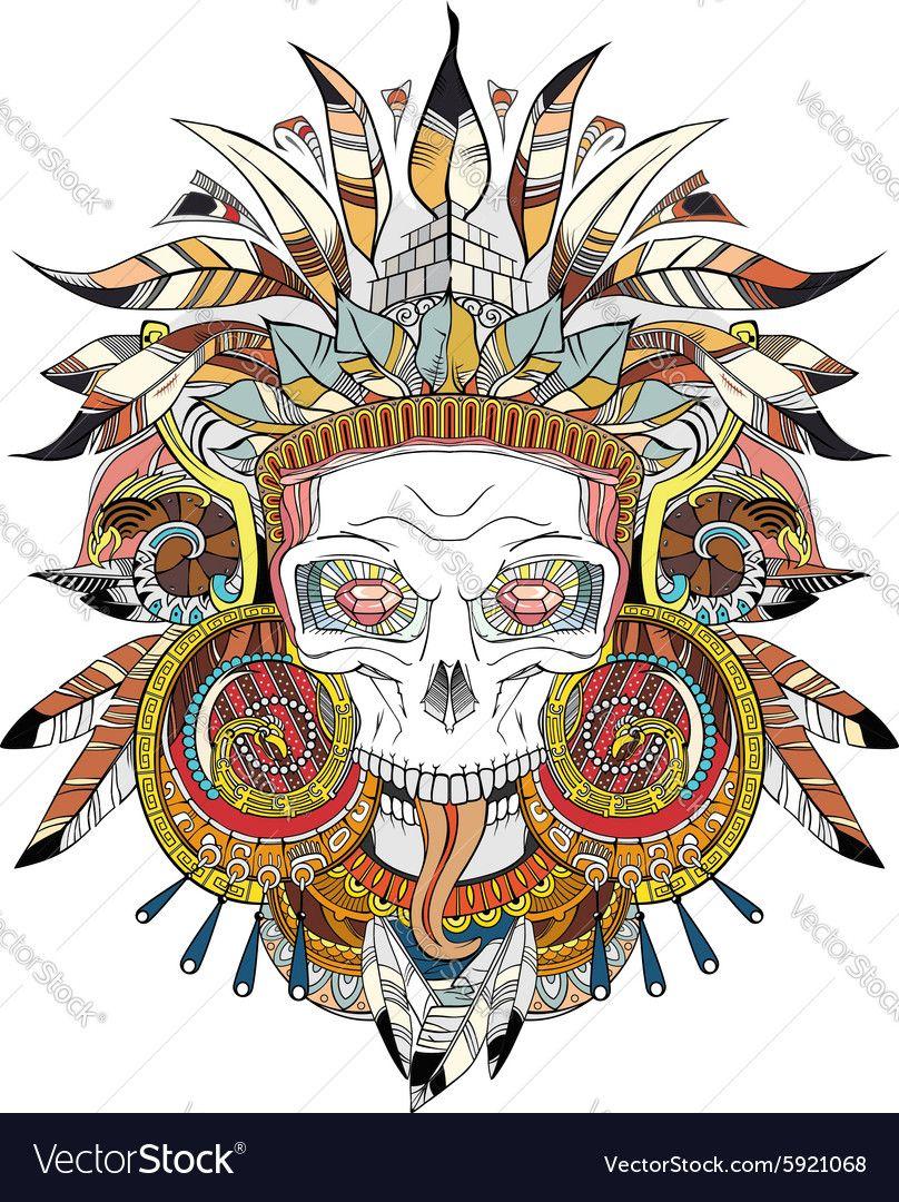 Pin De Juan Alarcon En Skull Bones Pinterest Guerrero Azteca