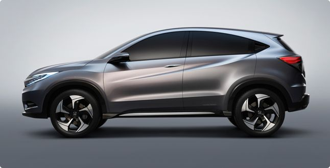 Honda Canada New SUV Coming From ME WANT