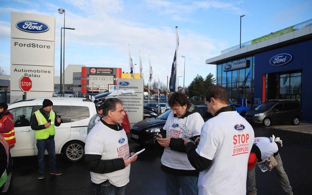 Ford Blanquefort Le Plan Social Est Rejete Un Sursis Dans L Espoir D Une Reprise Ford Plan Social Emploi