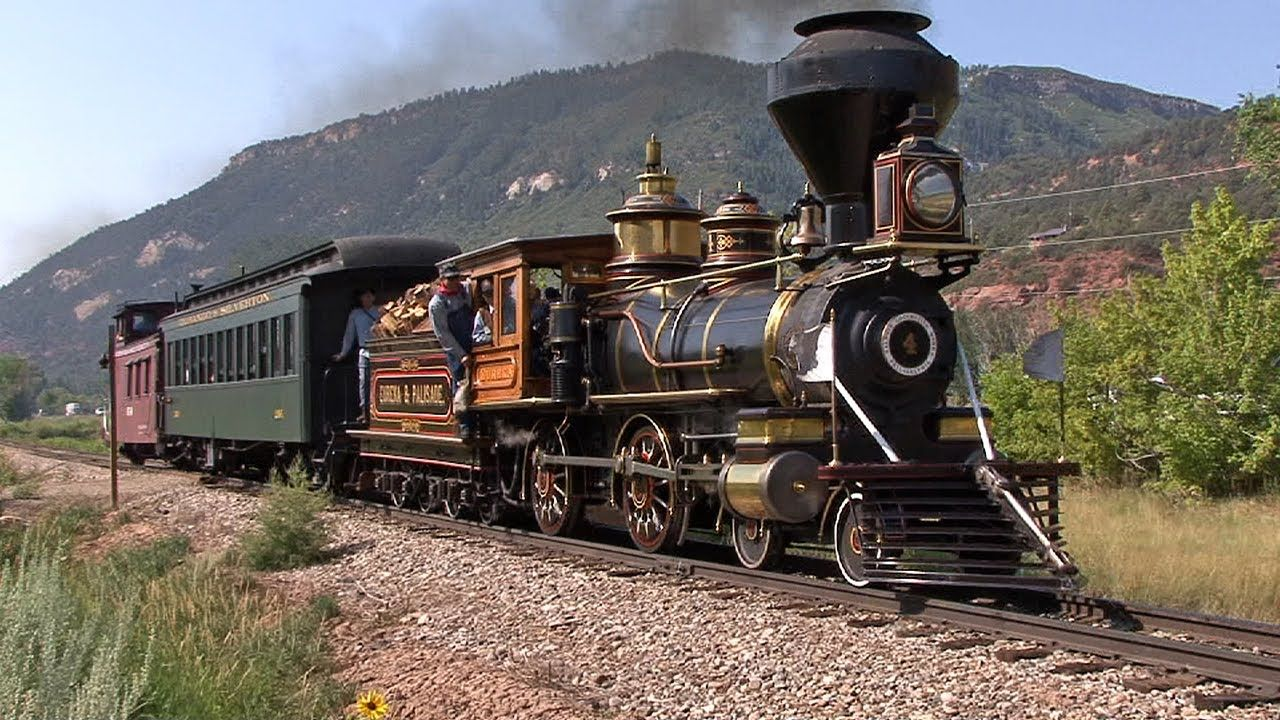 Steam In The Rockies Eureka Amp Palisade 4 4 0 4 On The