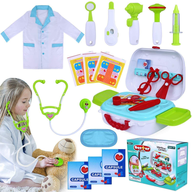 Spielzeug Doktor