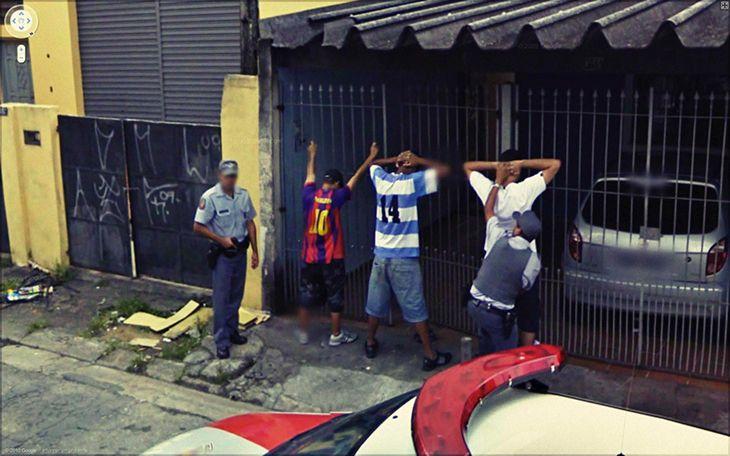 Jon Rafman - 262 Rua Susana, São Paulo, Brasil