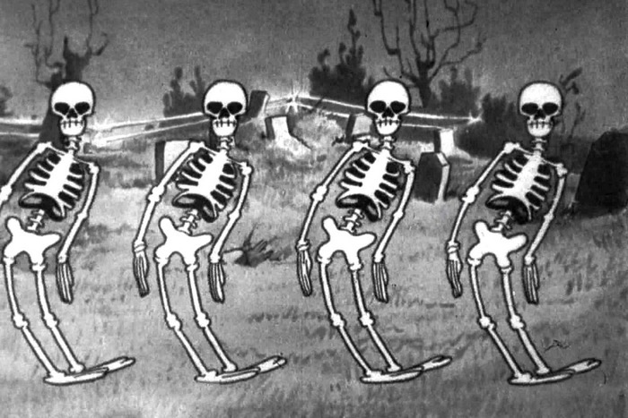 How Spooky Scary Skeletons Became The Internet S Halloween Anthem Skeleton Dance Spooky Scary Scary