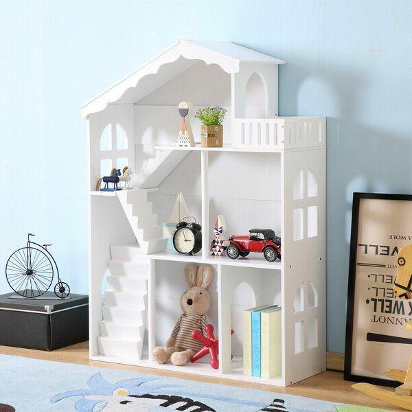 Concepcion 116cm Bookshelf In 2020 Bücherregal Kinder