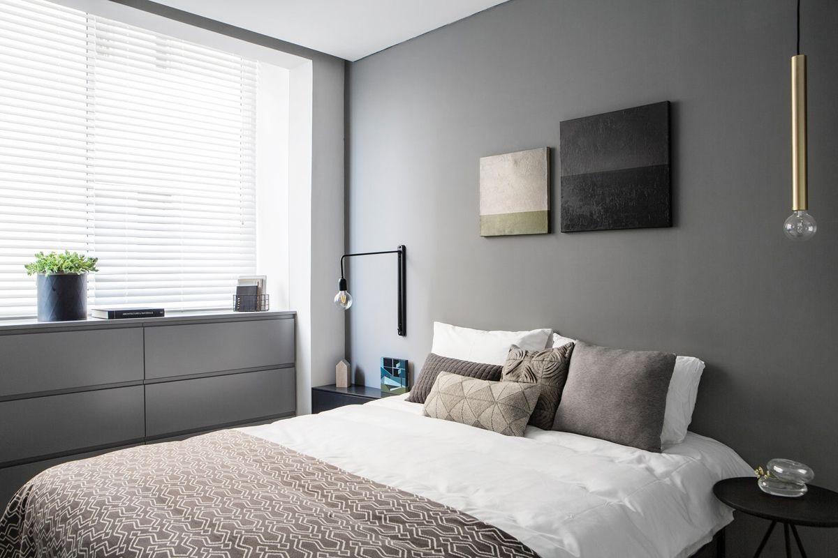 Best Modern Minimalist Apartment Interior Design With White And 400 x 300