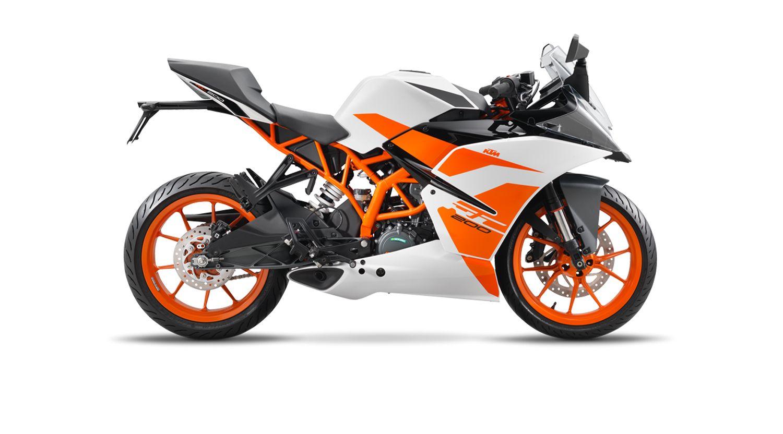 KTM RC 200 Bikes, KTM RC 200 Price in India, KTM RC 200
