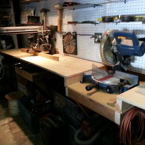 Enjoyable Ryobi Nation Workbench And Charging Station In 2019 Cjindustries Chair Design For Home Cjindustriesco