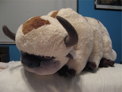 Appa plush! Dinosaur stuffed animal, Avatar the last