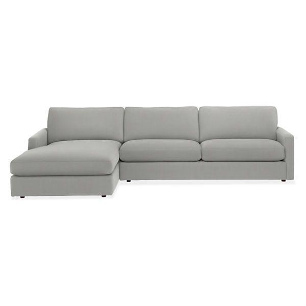 Easton Sectionals Modern Sectionals Modern Living Room Furniture Modern Furniture Living Room Custom Sofa Modern Sofa Sectional